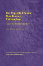 The Neglected Canon: Nine Women Philosophers