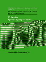 Vicia faba: Agronomy, Physiology and Breeding