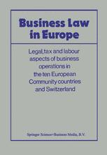Business Law in Europe