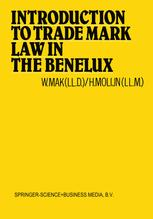 Introduction to Trade Mark Law in the Benelux