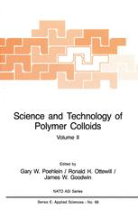 Science and Technology of Polymer Colloids