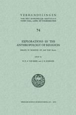 Explorations in the anthropology of religion