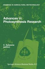 Advances in Photosynthesis Research