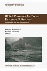 Global Concerns for Forest Resource Utilization