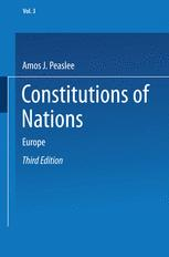 Constitutions of Nations
