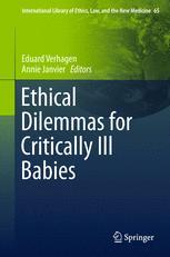Ethical Dilemmas for Critically Ill Babies