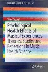 Psychological Health Effects of Musical Experiences