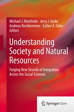Understanding Society and Natural Resources