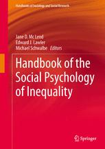 Handbook of the Social Psychology of Inequality