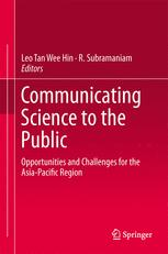 Communicating Science to the Public