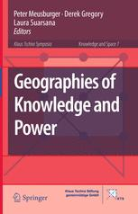 Geographies of Knowledge and Power