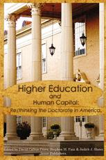 Higher Education and Human Capital