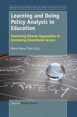 Learning and Doing Policy Analysis in Education