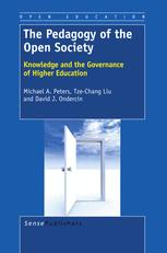 The Pedagogy of the Open Society