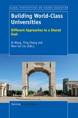 Building World-Class Universities
