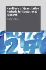 Handbook of Quantitative Methods for Educational Research