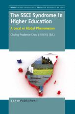 The SSCI Syndrome in Higher Education