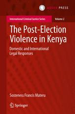 The Post-Election Violence in Kenya
