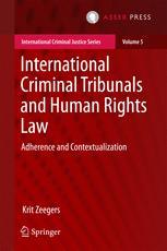 International Criminal Tribunals and Human Rights Law
