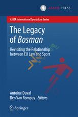 The fifa regulations on the status and transfer of players the legacy of bosman spiritdancerdesigns