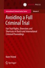 Avoiding a Full Criminal Trial