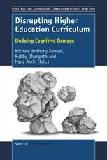 Disrupting Higher Education Curriculum