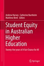 Student Equity in Australian Higher Education