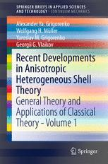 Recent Developments in Anisotropic Heterogeneous Shell Theory