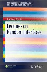 Lectures on Random Interfaces