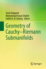 Geometry of Cauchy-Riemann Submanifolds