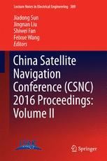 China Satellite Navigation Conference (CSNC) 2016 Proceedings: Volume II