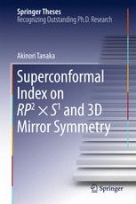 Superconformal Index on RP2 × S1 and 3D Mirror Symmetry