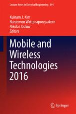 Mobile and Wireless Technologies 2016