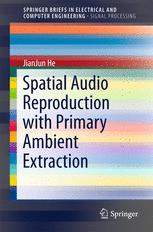 Spatial Audio Reproduction with Primary Ambient Extraction