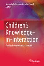 Children's Knowledge-in-Interaction