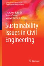 Sustainability Issues in Civil Engineering