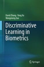 Discriminative Learning in Biometrics