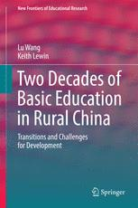 Two Decades of Basic Education in Rural China