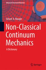 Non-Classical Continuum Mechanics