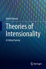 Theories of Intensionality