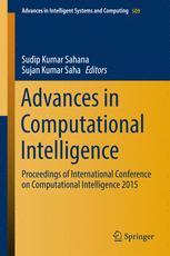 Advances in Computational Intelligence