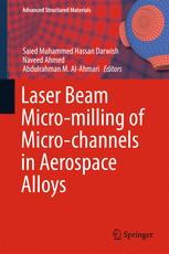 Laser Beam Micro-milling of Micro-channels in Aerospace Alloys