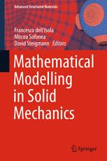 Mathematical Modelling in Solid Mechanics