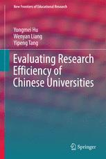 Evaluating Research Efficiency of Chinese Universities