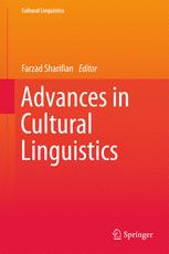 Advances in Cultural Linguistics