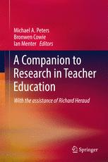 A Companion to Research in Teacher Education