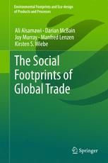 The Social Footprints of Global Trade