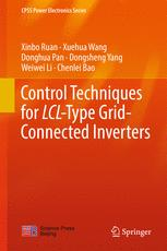 Control Techniques for LCL-Type Grid-Connected Inverters