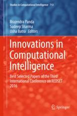 Innovations in Computational Intelligence