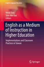 English as a Medium of Instruction in Higher Education